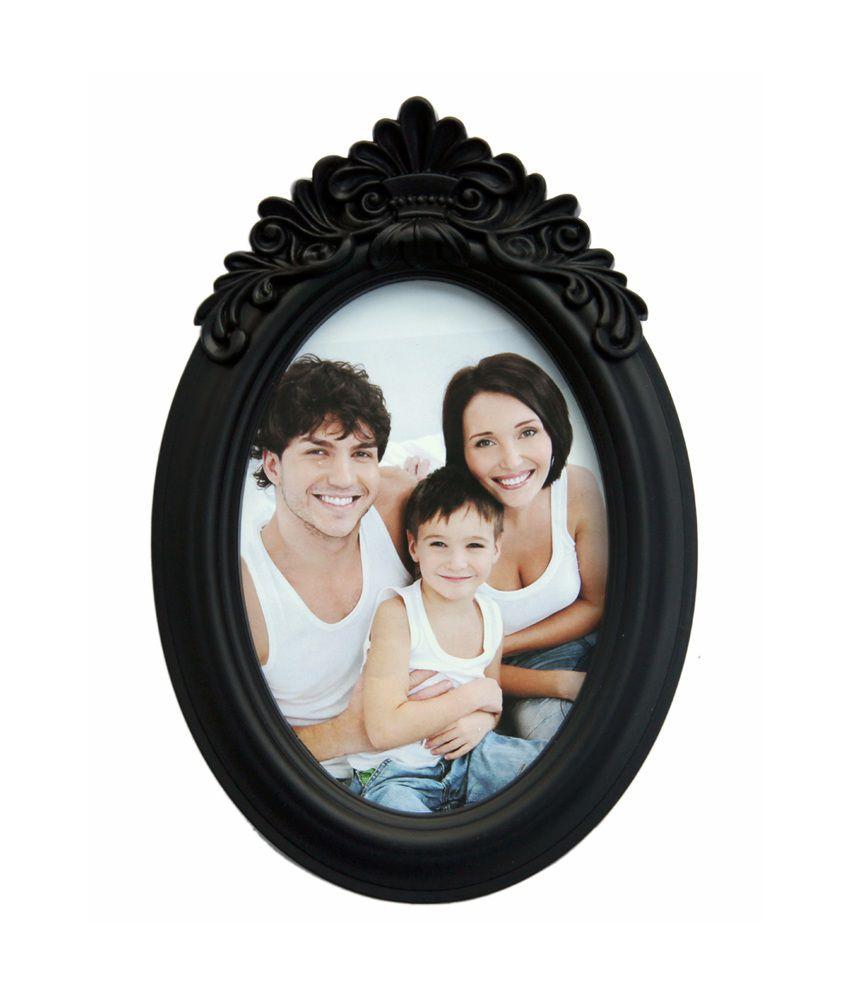 Basement Bazaar Basement Bazaar Black Designer Photo Frame