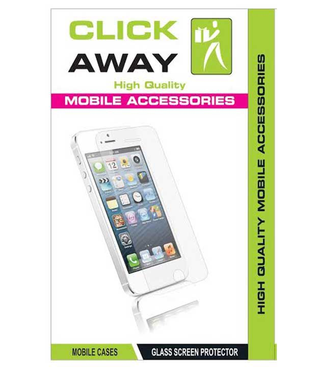 Apple Iphone 4::4s Tempered Glass Screen Guard by ClickAway