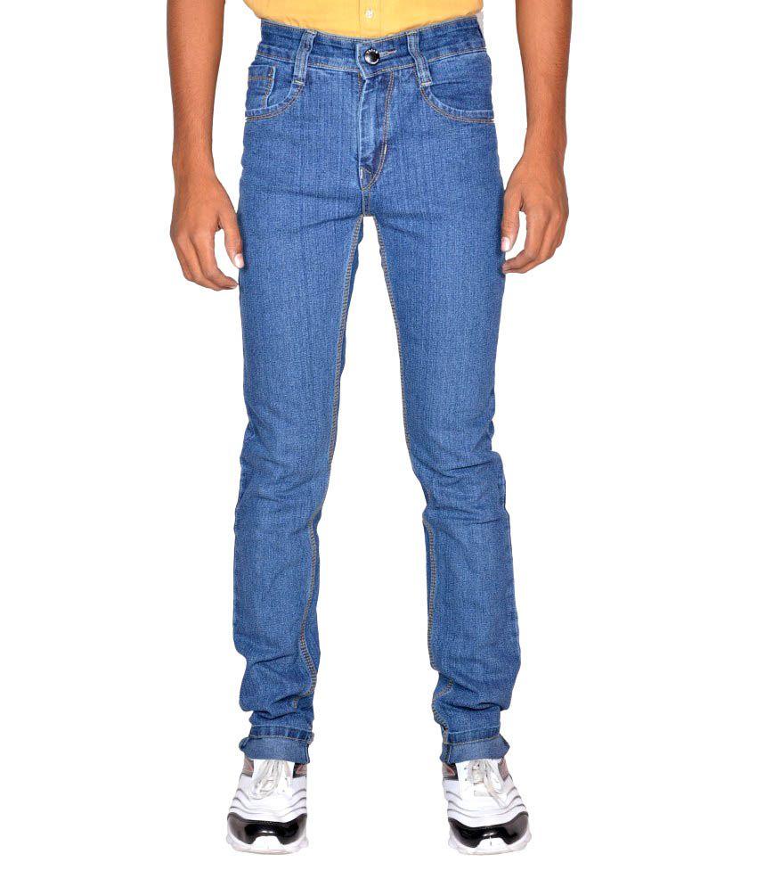 Think Blue Slim Jeans