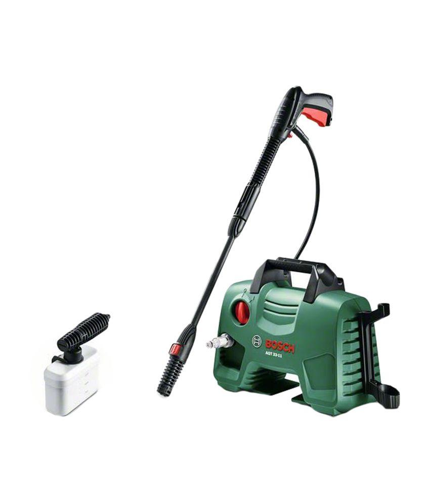 Bosch Aqt 33 11 Easy High Pressure Washer Self Priming