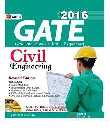 Gate Guide Civil Engg. 2016 Paperback (English) 2015