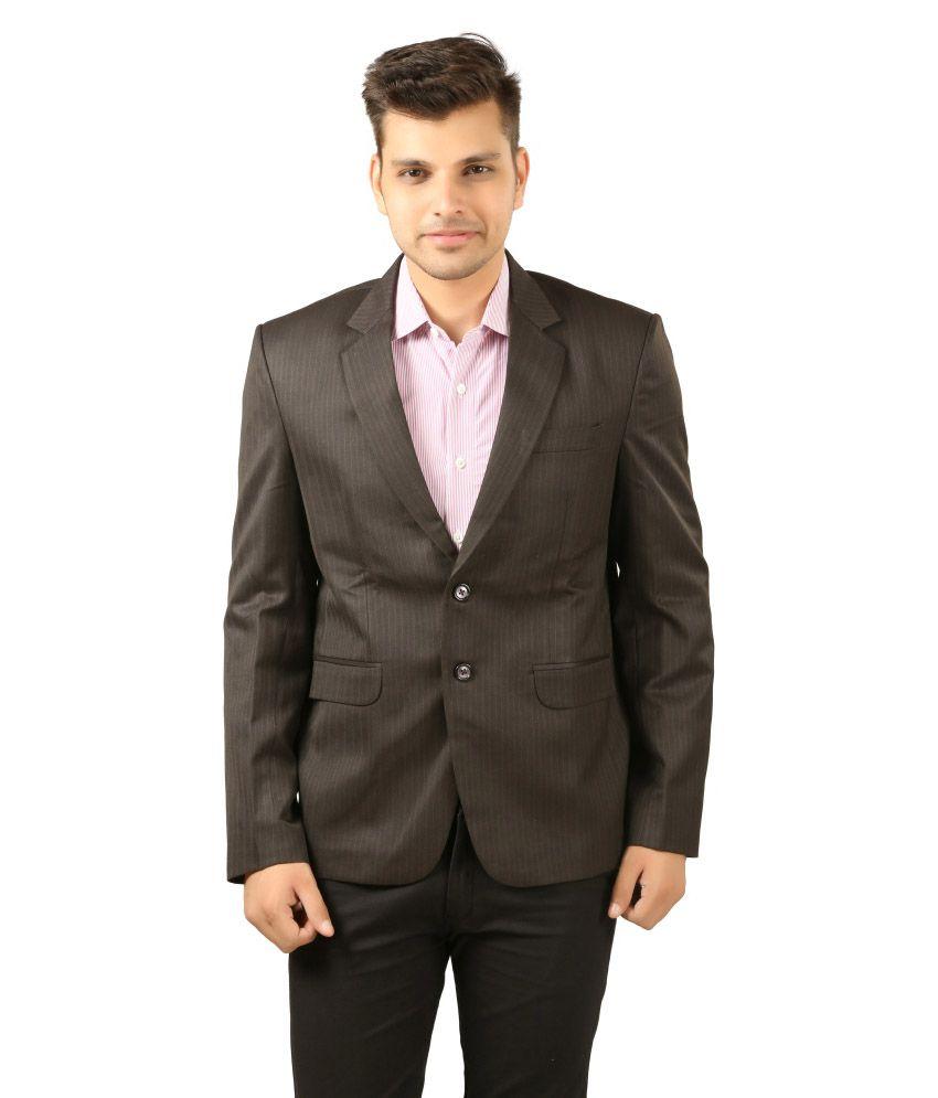 Spring Grey Formal Blazer