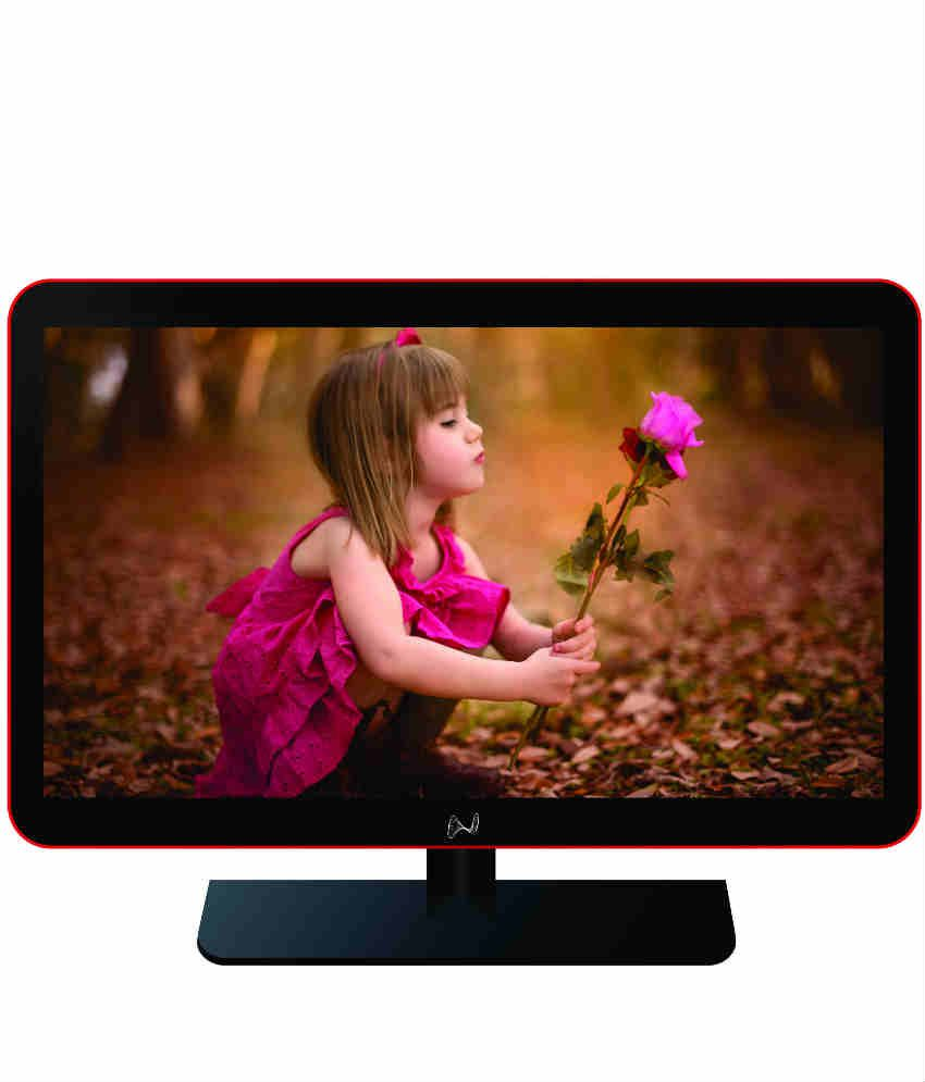 Noble 32WR32K01  81 cm (32) Glasso Series HD Ready LED Television