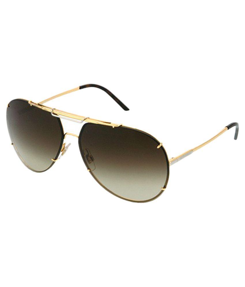 4fae4ee6b2aa Dolce   Gabbana DG-2075-034-13 Golden Metal Frame Aviator Sunglasses - Buy  Dolce   Gabbana DG-2075-034-13 Golden Metal Frame Aviator Sunglasses Online  at ...