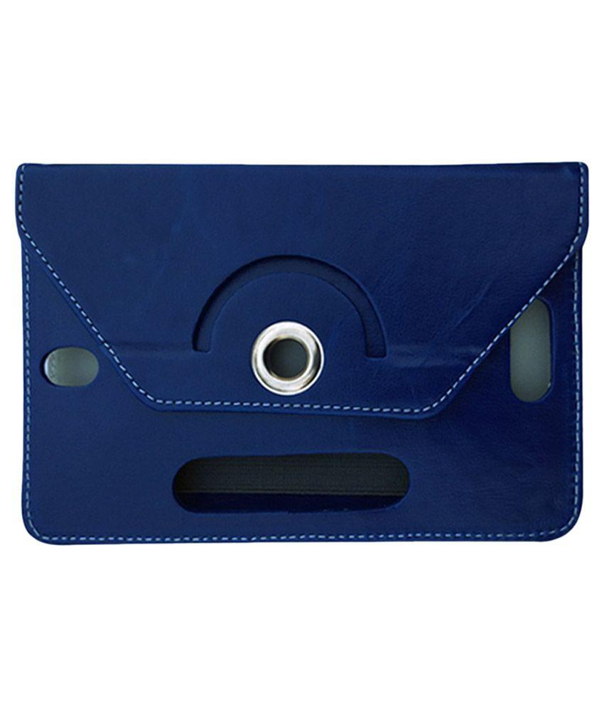 Fastway Flip Stand Cover For Prestigio MultiPad 7.0 Prime Duo - Blue