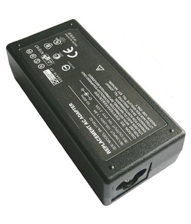 Lapster 65 W Adapter For Lenovo 3000 G450 G550 N500 - Black