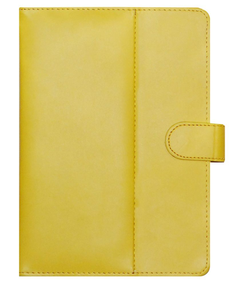 ACM Flip Cover for Acer Iconia A1 713 - Yellow