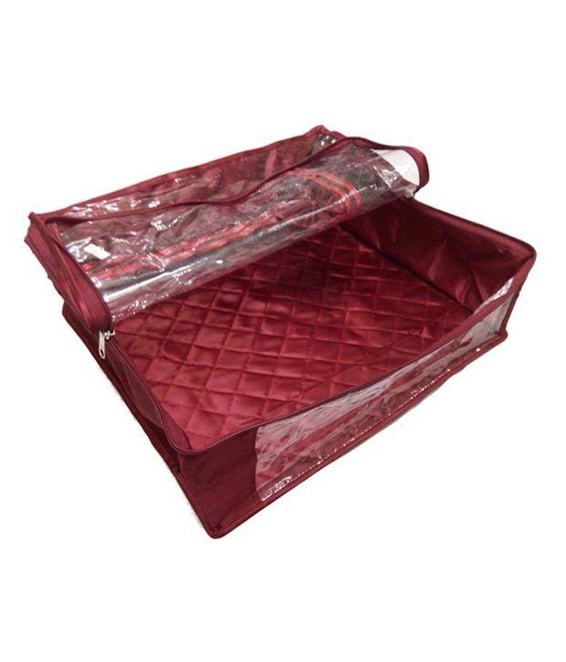 Addyz Maroon Utility Bag - Pack of 6