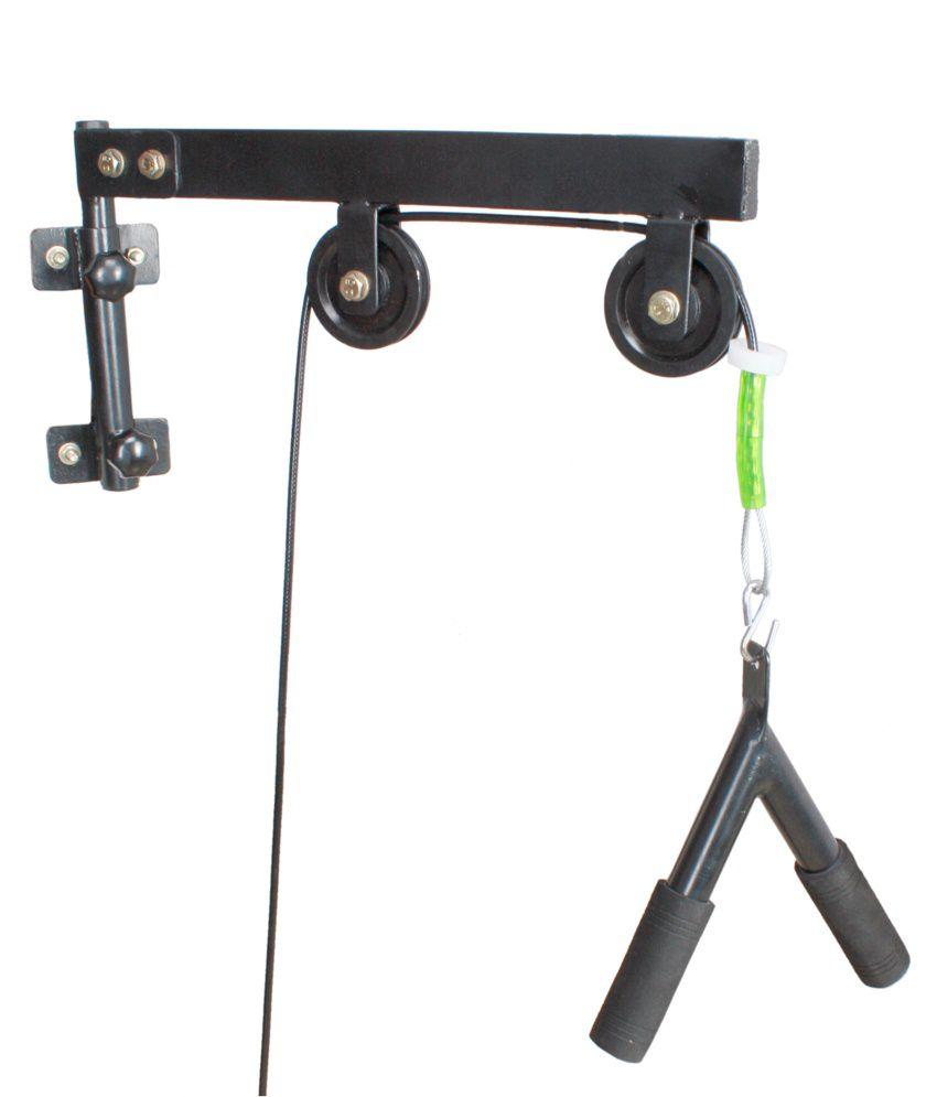 tricep pulldown machine