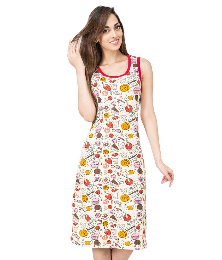 Nuteez Multi Cotton Tunics - Buy Nuteez Multi Cotton Tunics Online ...