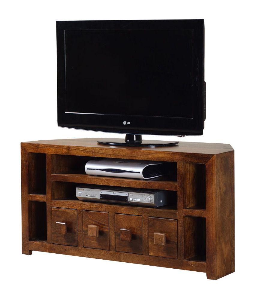 4 drawer corner tv stand buy 4 drawer corner tv stand online at rh snapdeal com
