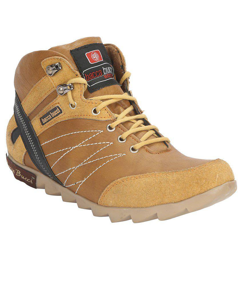 Bacca Bucci Tan Boots