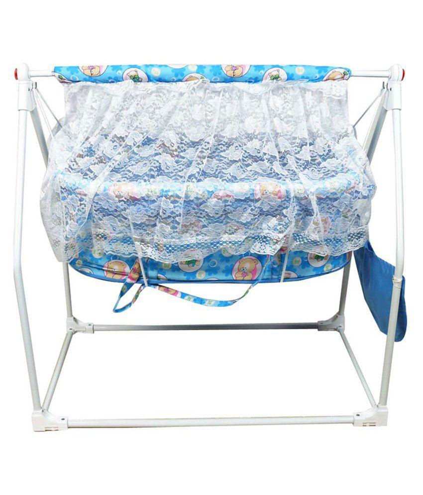Birdie Cradle For Baby - Blue