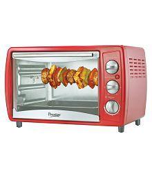 Prestige POTG 19PCR RED Oven Toaster Griller