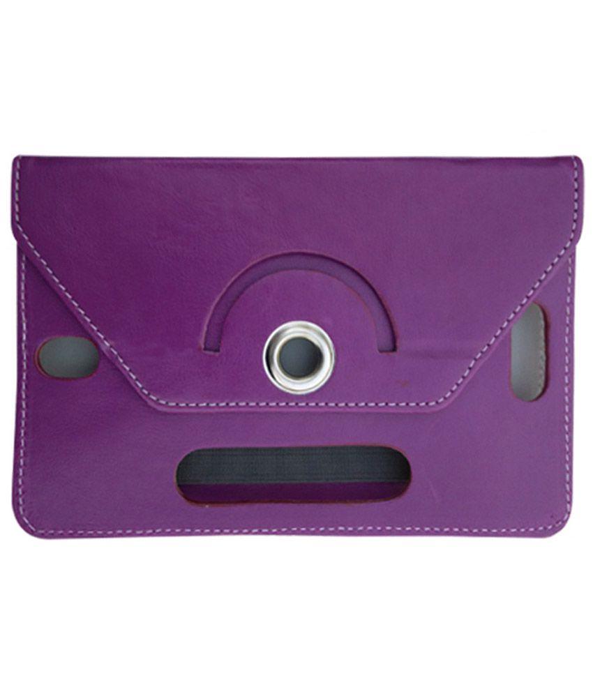 Fastway Flip Cover For T-Mobile SpringBoard-Purple