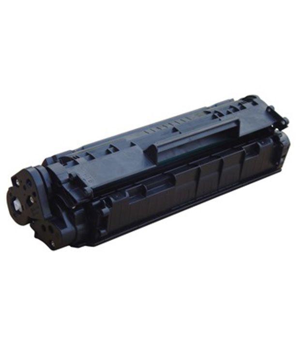Jk Cartridge 12a Compatible Toner For Hp Laserjet Printer Black