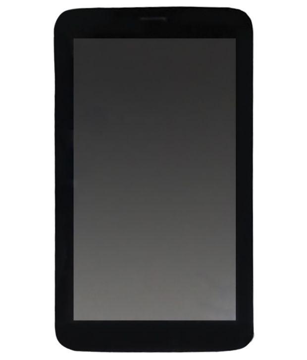 iBall Q7218 (3G + Wifi, Calling, Black)