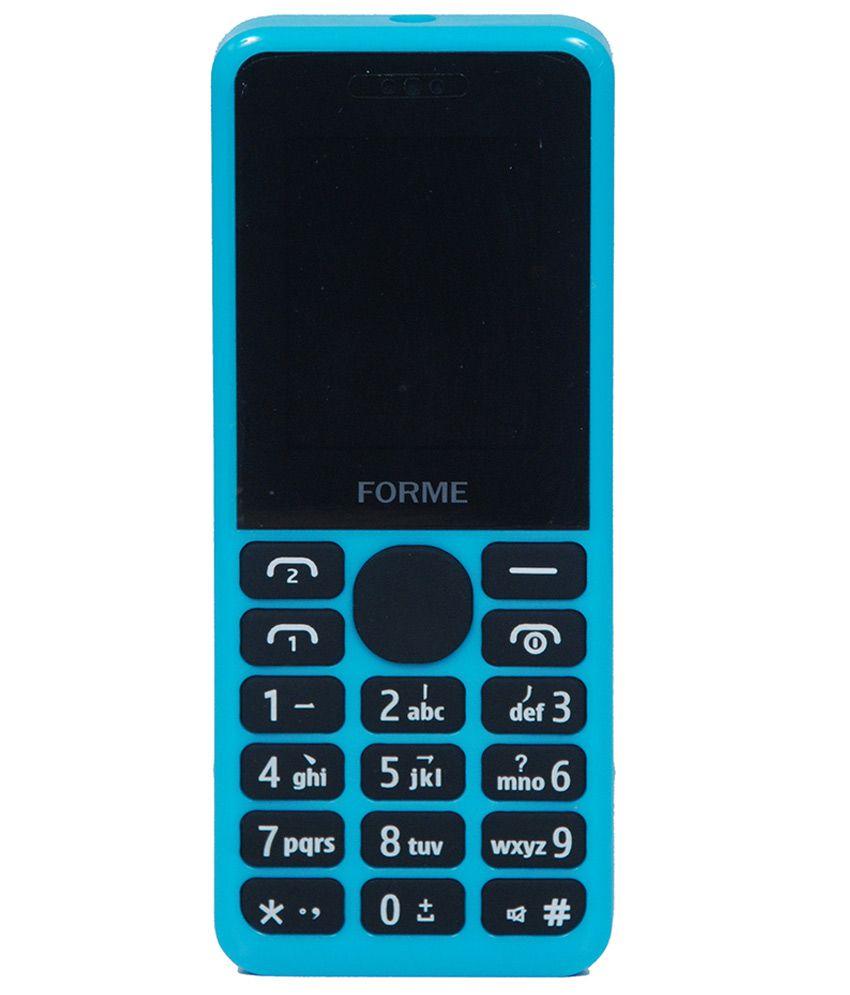 Forme C103 (Blue)