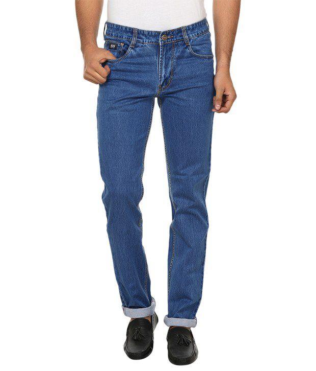 S2s Blue Slim Jeans