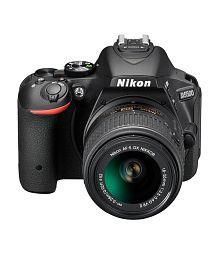 Nikon D5500 Digital SLRs with 18-55+55-200MM LENS
