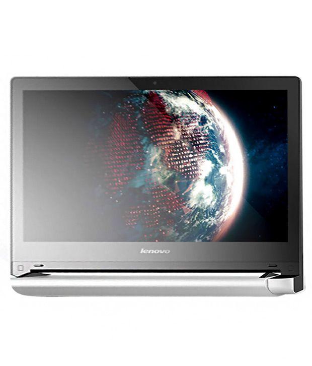 Lenovo Flex 2 (59-429516) Notebook (4th Gen Core i5- 4GB RAM- 500GB HDD+8GB SSD- 35.56cm (14)- Win 8.1- 2GB Graphics) (White)