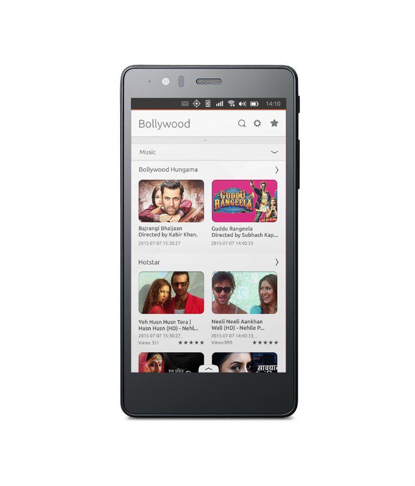 f0dde142d7c Aquaris E5 HD Ubuntu 16 GB Black  Buy Aquaris E5 HD Ubuntu 16 GB Black  Online at Low Price in India - Snapdeal
