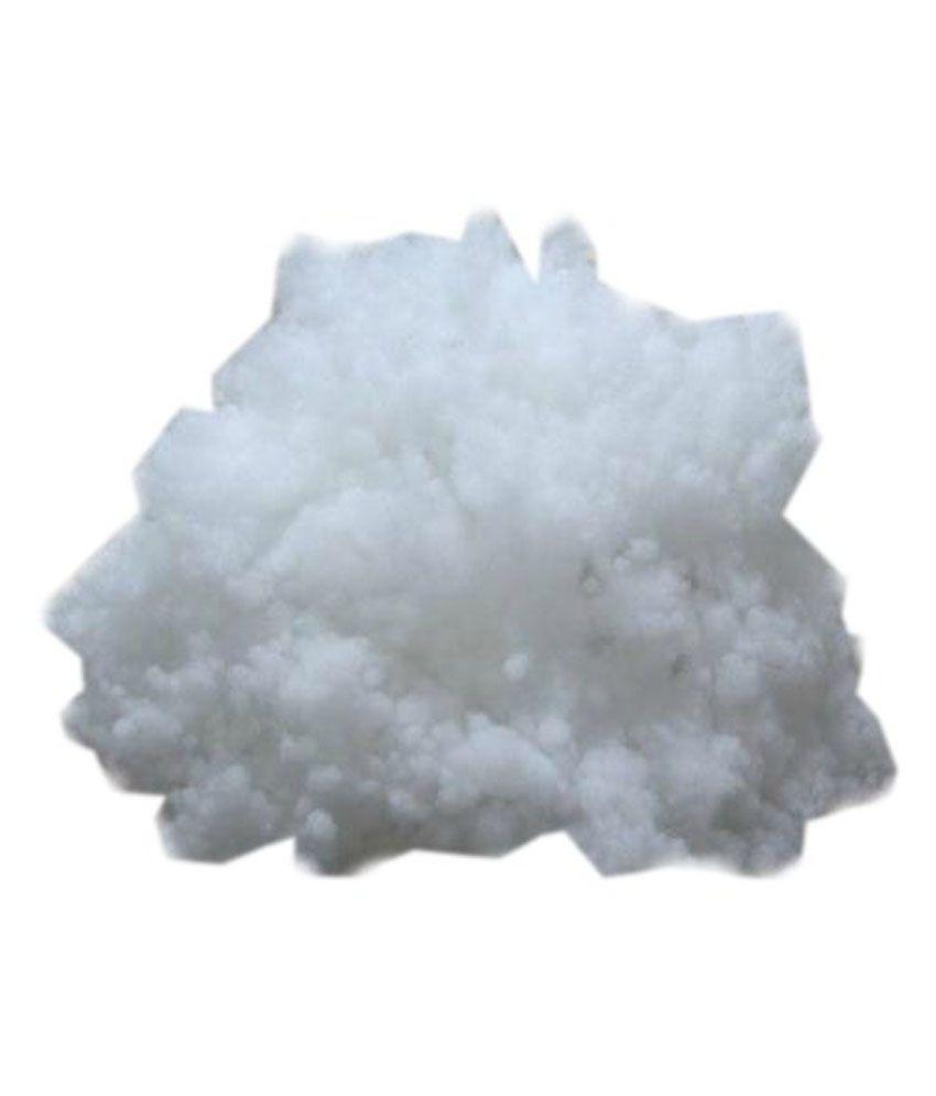 Abhishekh International White Cotton For Pillow