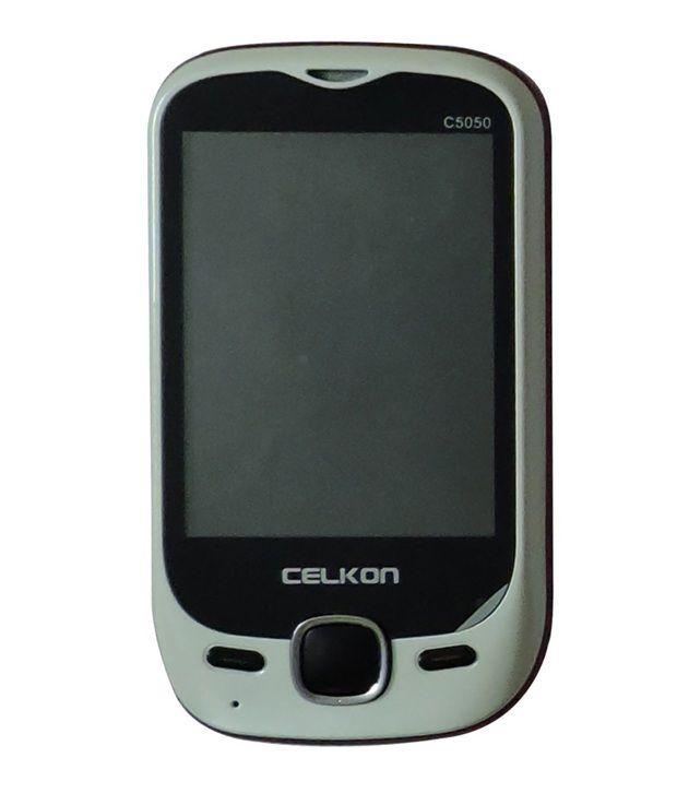 Celkon C5050 White
