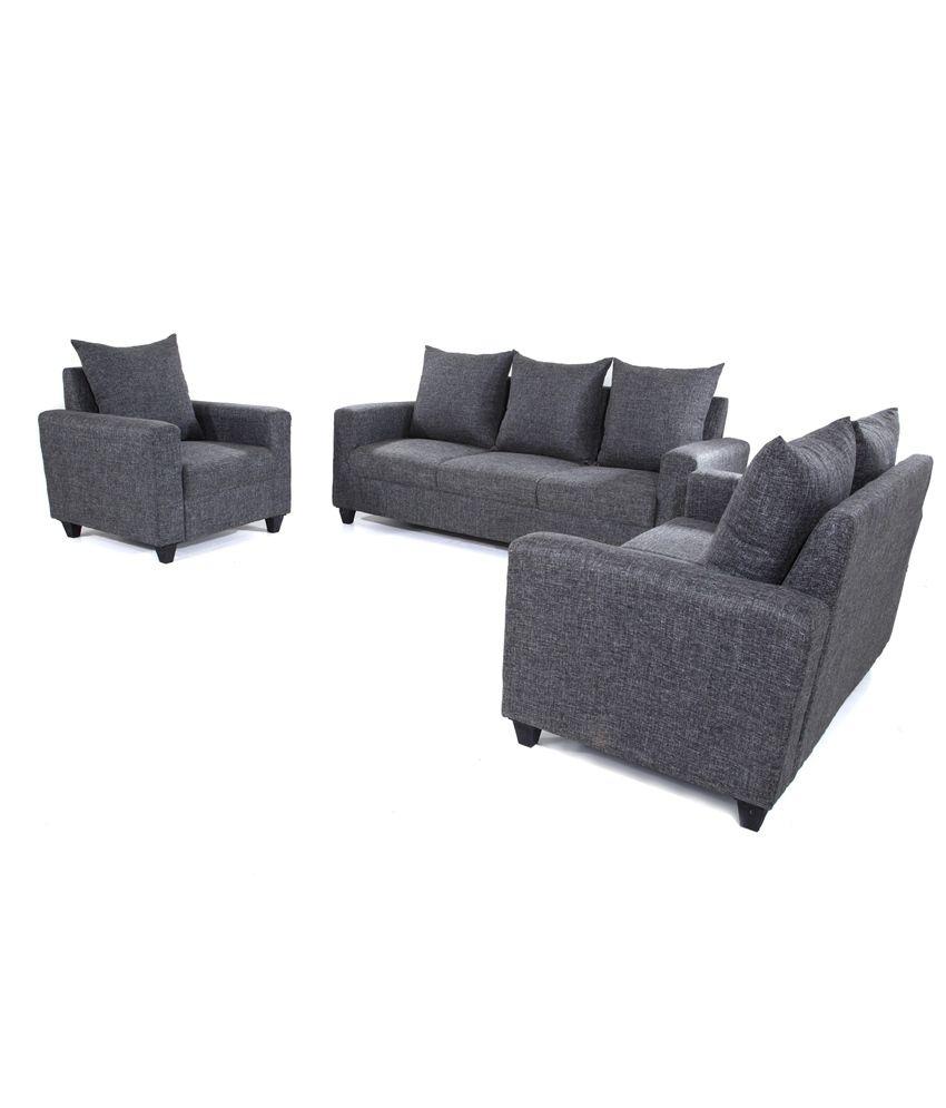 Kayoto 6 Seater Sofa Set 3 2 1 Buy Kayoto 6 Seater