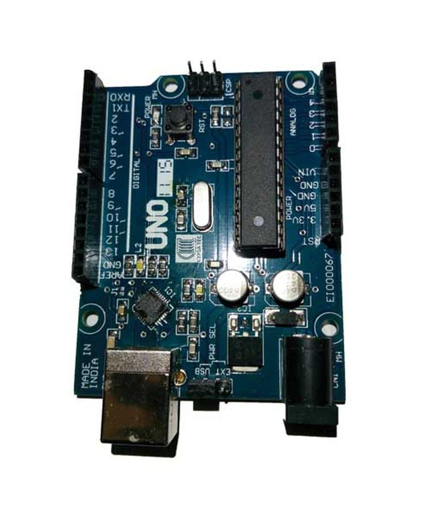 Price lagao arduino uno r made in india with storage
