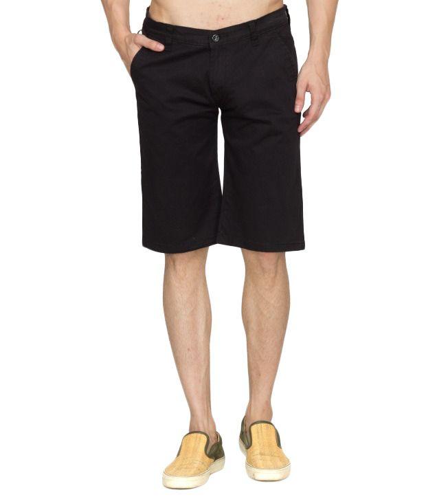 GBOS Black Shorts