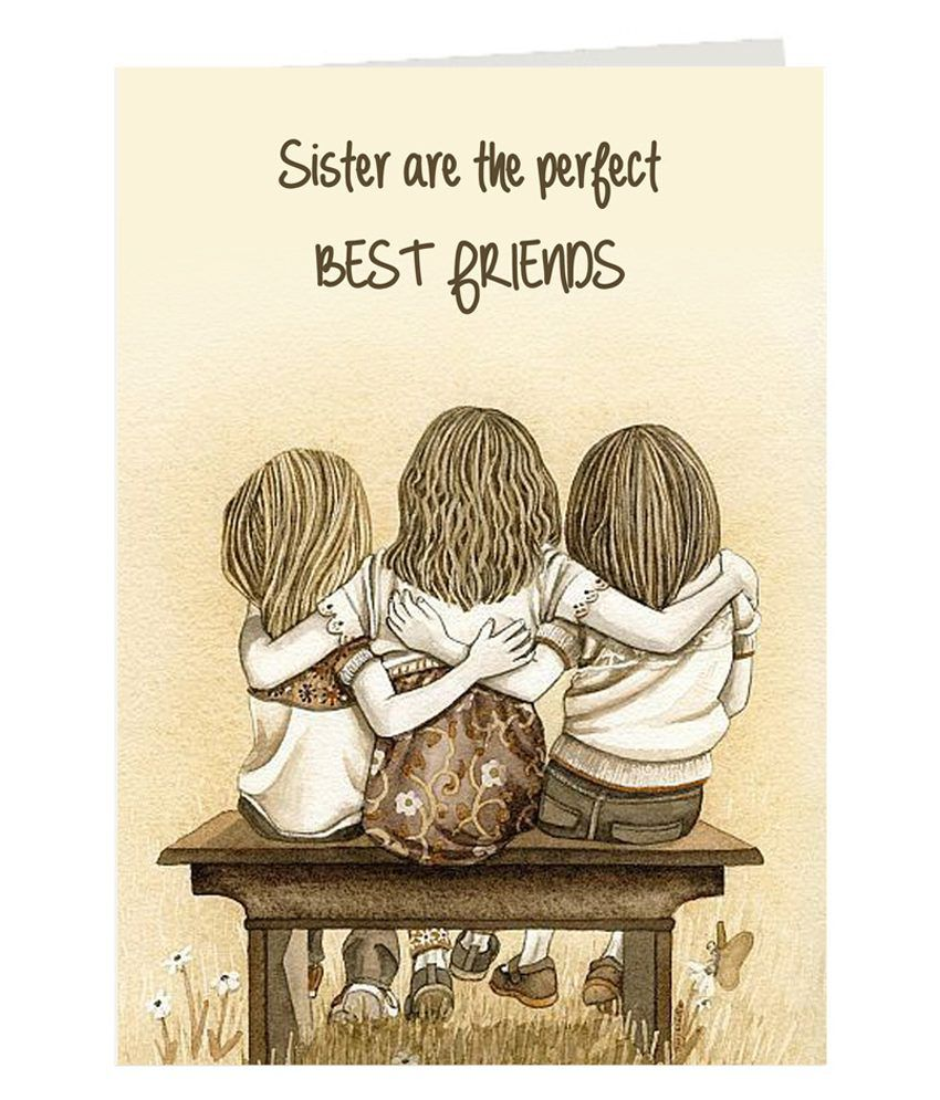 Friends greeting card choice image greeting card examples giftsbymeeta printed perfect best friends greeting card rakhi giftsbymeeta printed perfect best friends greeting card rakhi kristyandbryce Image collections