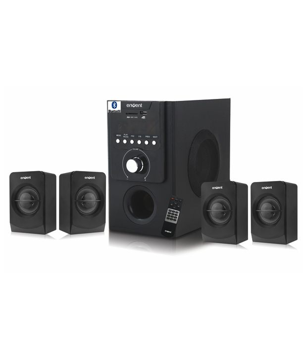 Envent Et-sp41123-bt 4.1 Speaker System