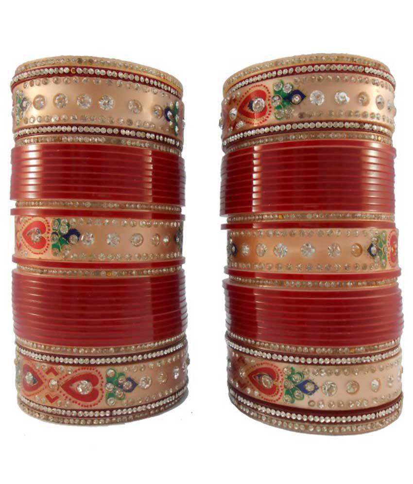 My Design Punjabi Bridal Chura bangles