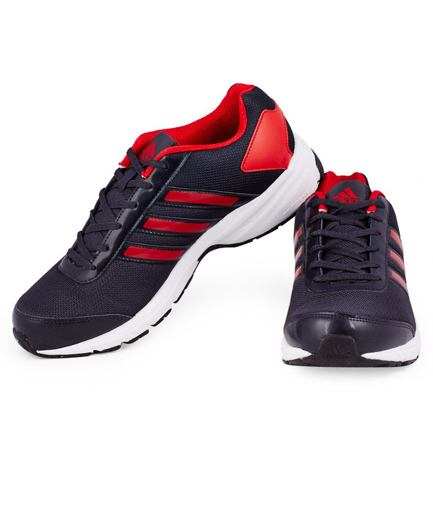 buy gt adidas black sports shoes