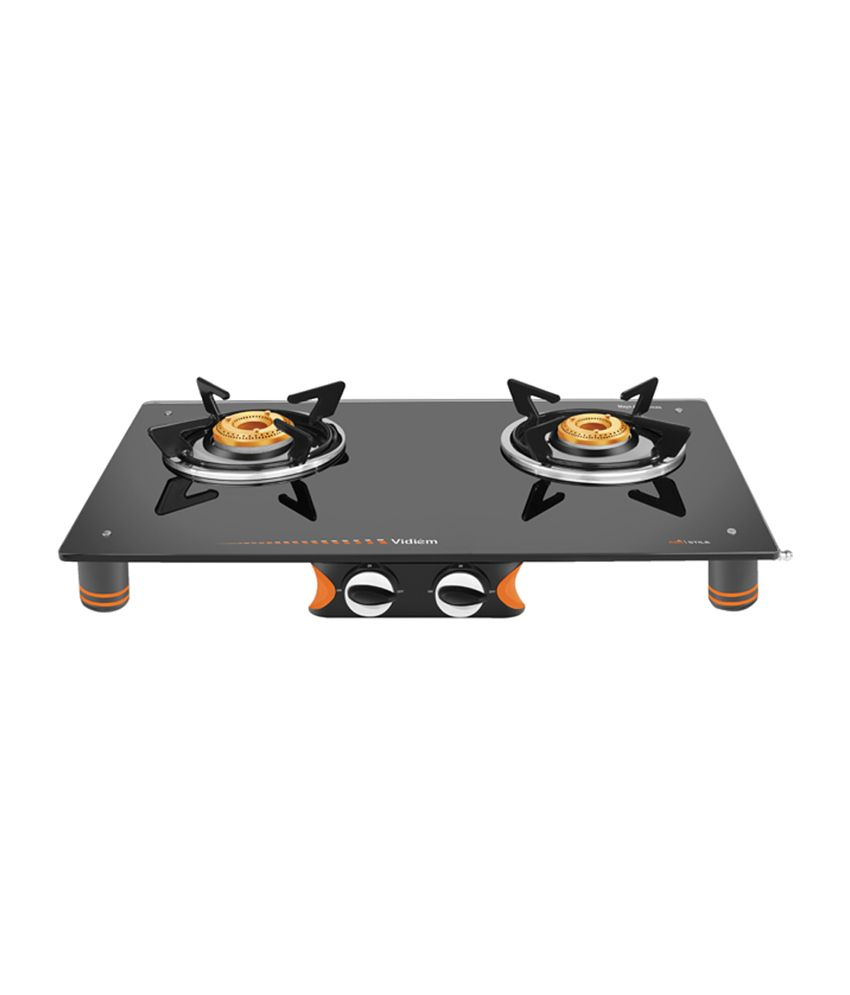 Vidiem AIR Stile Gas Cooktop (2 Burner)