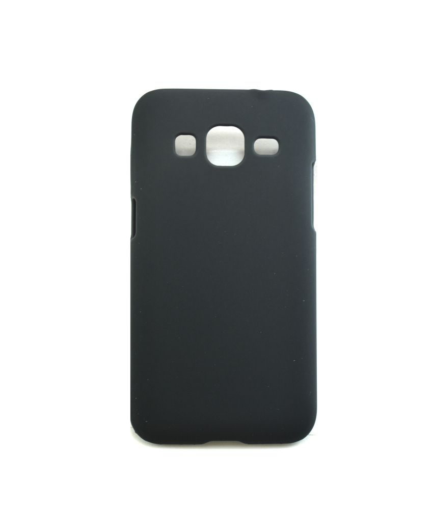 sports shoes 4399b 7d2bb Coskart Back Cover For Samsung Galaxy Core Prime G360h - Black