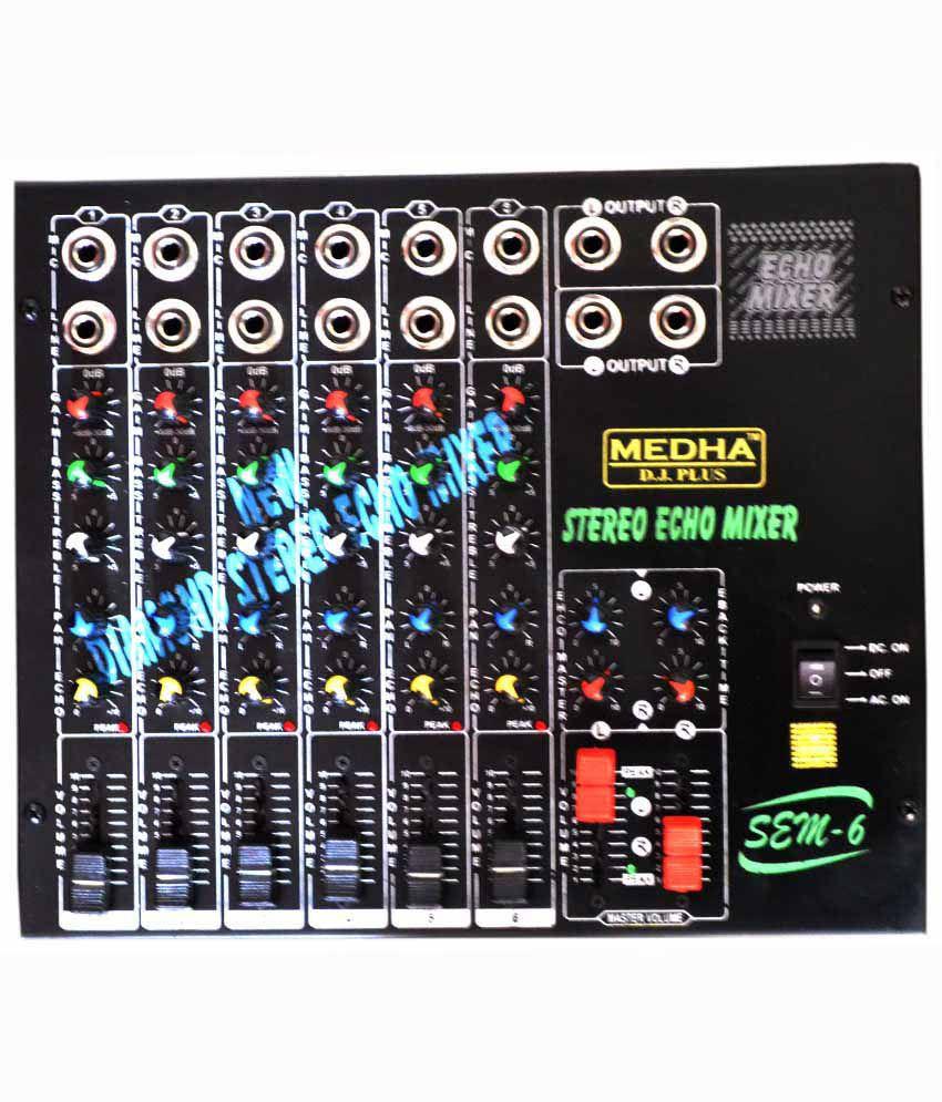 dj mixer buy online