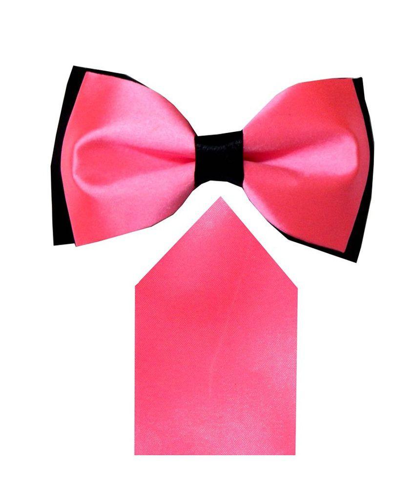 Navaksha Pink Formal Necktie