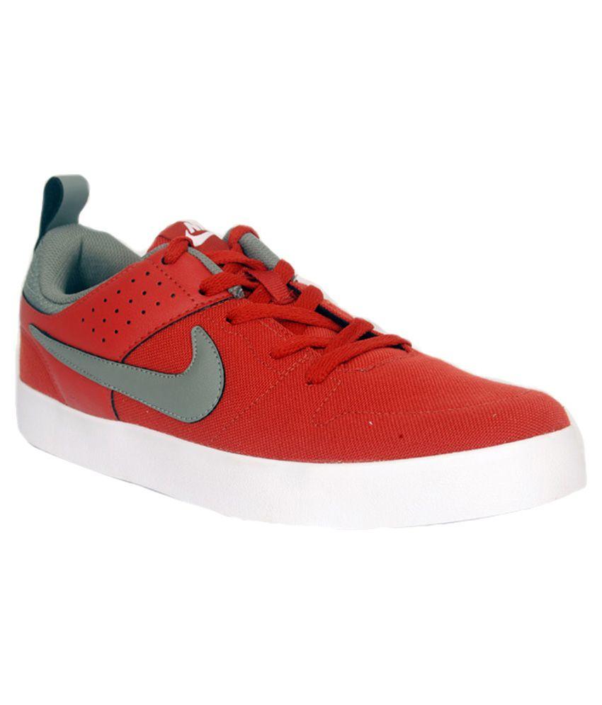 82bfad753e2 Nike Red Sneaker Shoes