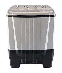 Onida 7 Kg Smart Care 70SBC Semi-Automatic Washing Machine - Grey