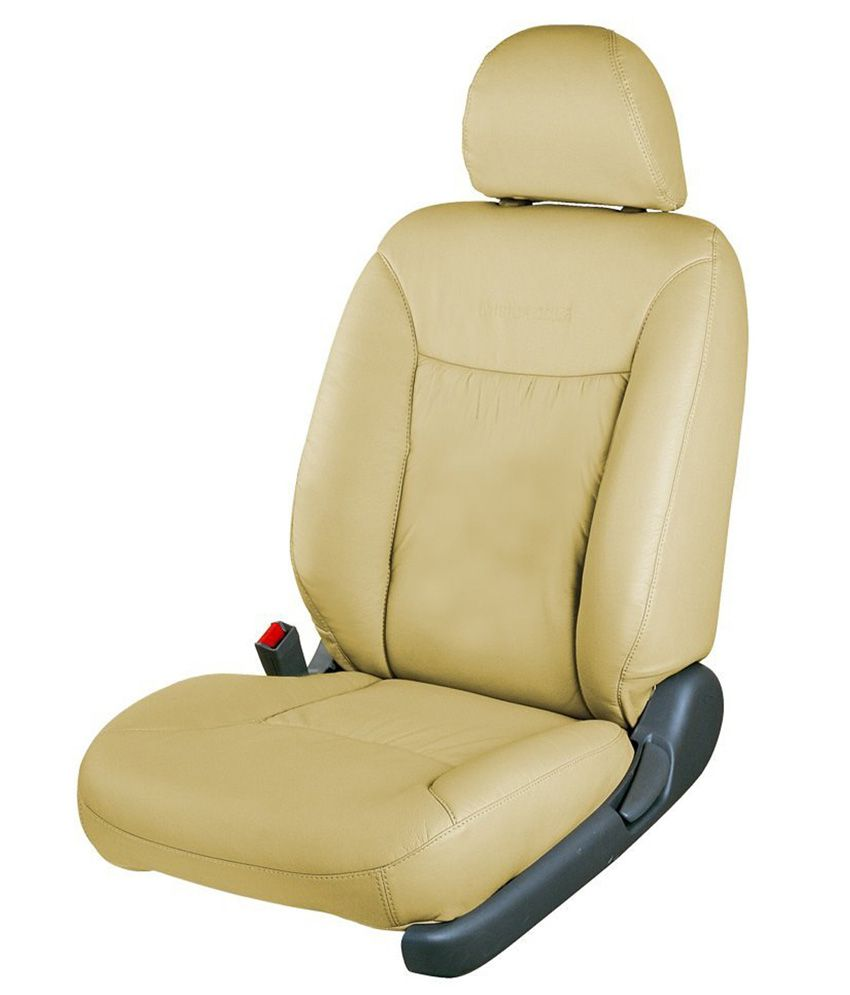 vegas beige pu leather car seat cover for hyundai creta buy vegas beige pu leather car seat. Black Bedroom Furniture Sets. Home Design Ideas