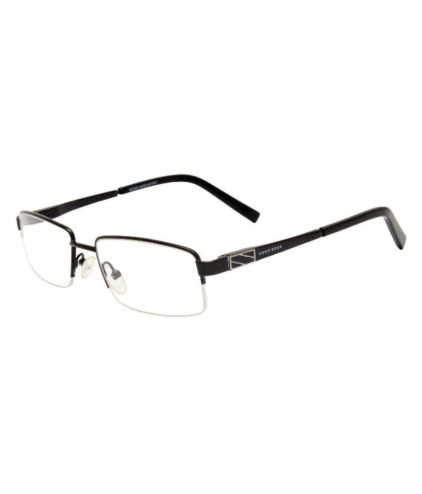 Eyeglasses Metal Frame : Enetram Black Metal Eyeglasses Frame - Buy Enetram Black ...