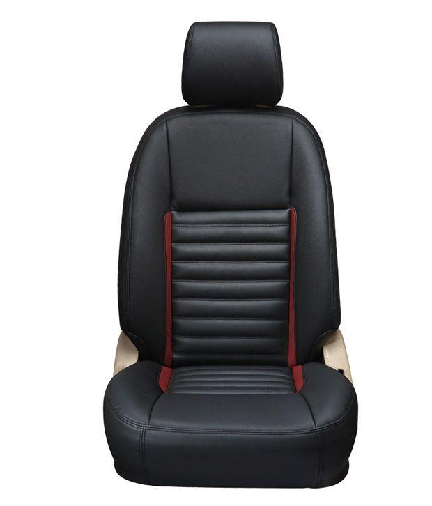 Vegas PU Leather Car Seat Cover For Hyundai Creta: Buy Vegas PU Leather Car Seat Cover For