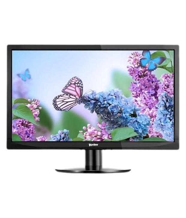Topview Eb1927WSL 46.99 cm (18.5) LED Monitor - Black