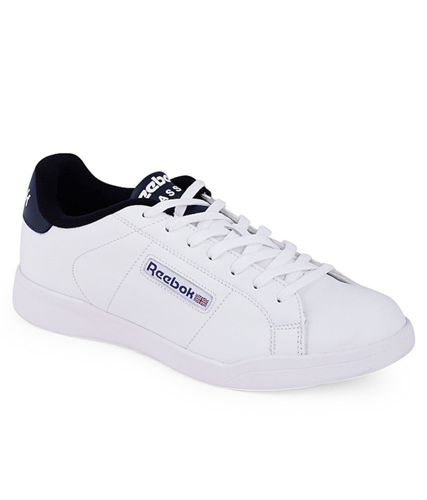 be3750a374673 Reebok Npc Lite 2 Lp White Casual Shoes - Buy Reebok Npc Lite 2 Lp White Casual  Shoes Online at Best Prices in India on Snapdeal