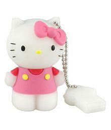 Quace Cute Hello Kitty 32 GB Pen Drives Multicolor