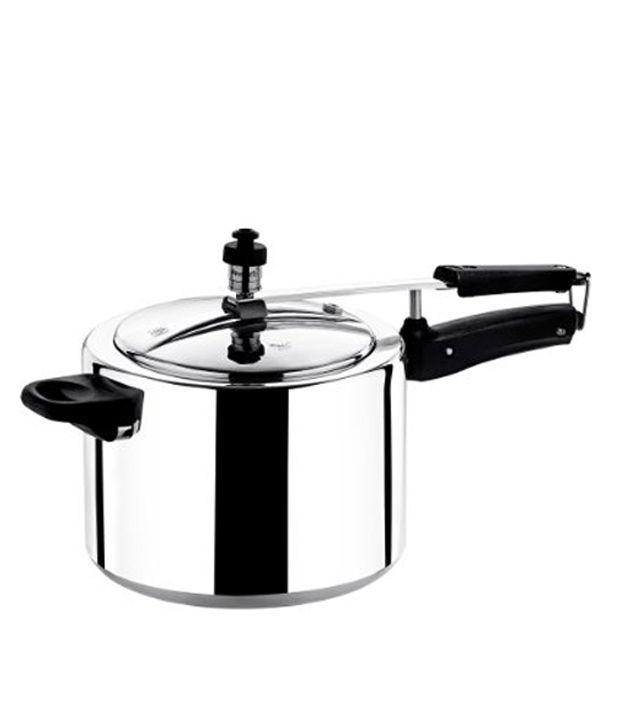 Butterfly Standard Plus Aluminium 2 L Pressure Cooker (Inner Lid)