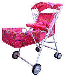 Abasr Pink Stroller