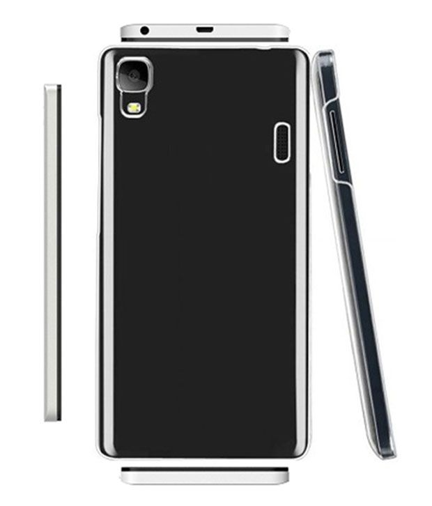 classic fit 0e218 a6a8f Lenovo K3 Note Back Case Cover by Ganesham - Transparent